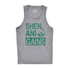 Shenani-Gains Men's Tank Top