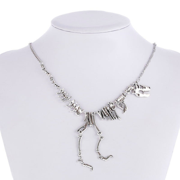 T-rex Dinosaur Necklace