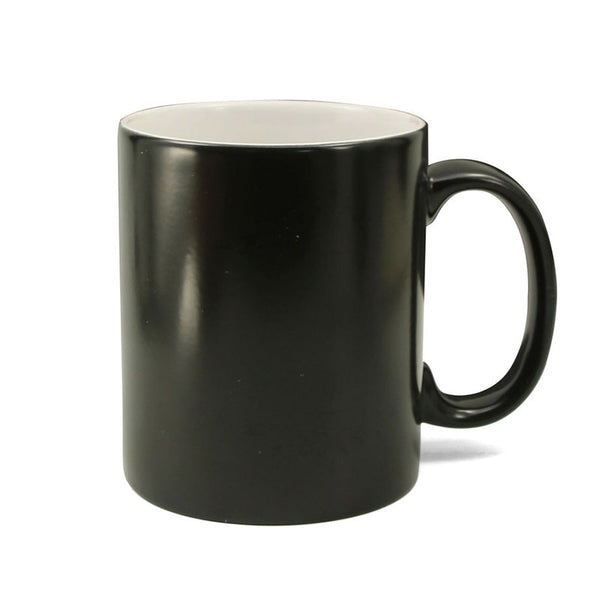 Magic Harry Mug, change color with hot drink