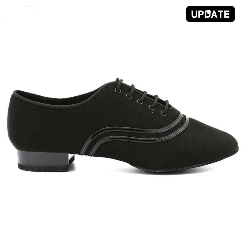 Men Standard Dance Shoes Ballroom Shoe Canvas