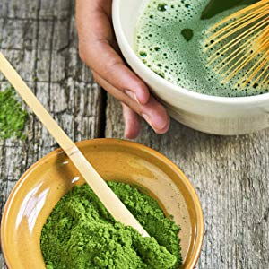 Organic Matcha Green Tea Powder from Japan