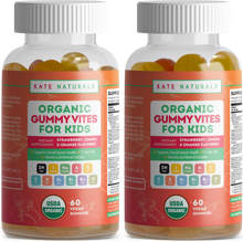 Load image into Gallery viewer, Multivitamin Gummies for Kids (2 Pack)