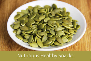 Organic Pumpkin Seeds Raw