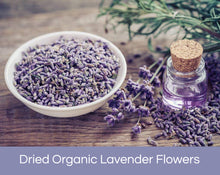 Load image into Gallery viewer, Organic Lavender Flowers Extra