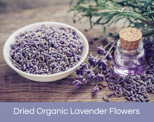 Organic Lavender Flowers Extra
