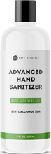 Load image into Gallery viewer, Advanced Hand Sanitizer 8oz - 75% Alcohol Unscented