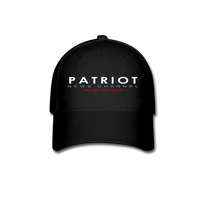 Patriot News Baseball Cap - Fitted - black