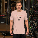 Short-Sleeve Unisex T-Shirt - NPC Cure