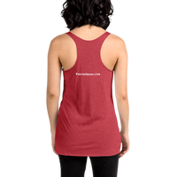 Patriot News Next Level 6733 Ladies' Triblend Racerback Tank