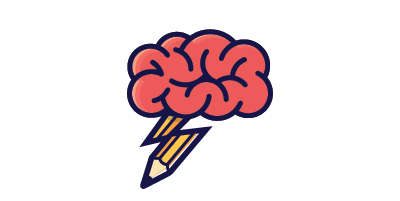 Brainstorm Icon Hackabrand