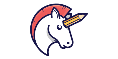 Unicorn Icon Hackabrand