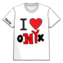 Load image into Gallery viewer, I ❤️ Onyx Tee