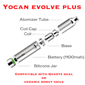 Yocan Evolve Plus Pen