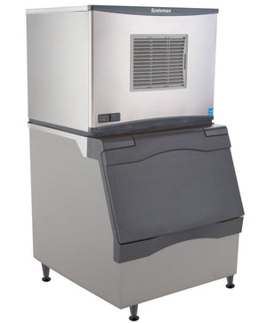 Scotsman 525 lbs per 24hr Ice Machine C0530MA-1D Prodigy Series - Summit Restaurant Supply