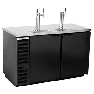 Beverage-Air DD58HC‐1‐B Black Beer Dispenser