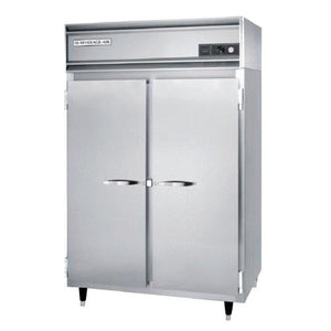 Beverage Air PH2-1S-PT Pass-Thru Warming Cabinet w/ 4-Doors, Aluminum Exterior, 48-cu ft, Each - Summit Restaurant Supply