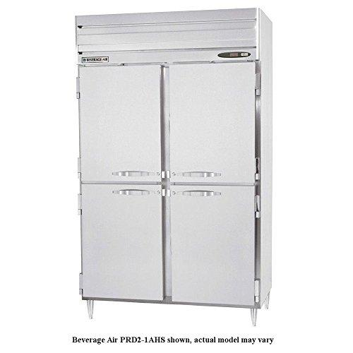 "Beverage Air PH2-1HS-PT Two-Section Reach-In Warming Cabinet 52""W, 48 cu. ft."