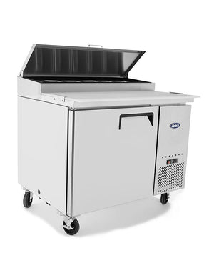 "Atosa MPF8201 44"" Pizza Prep Table"
