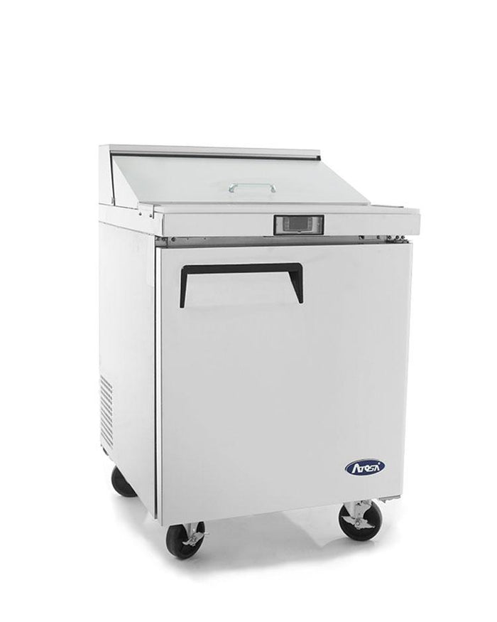 "Atosa MSF8301 27"" Commercial Sandwich Prep Table"