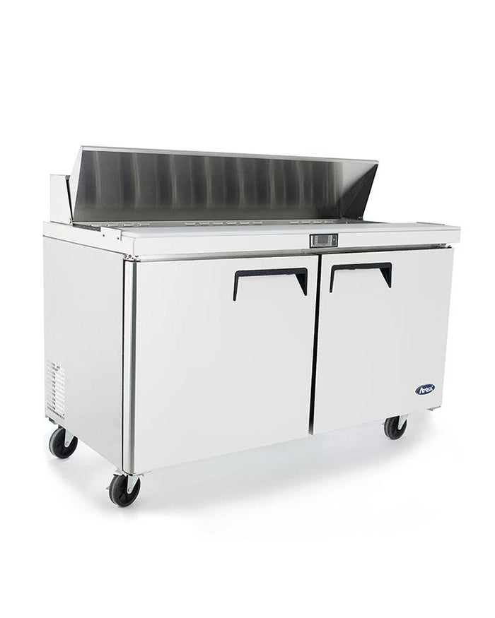 "Atosa MSF8303 60"" Commercial Sandwich Prep Table"