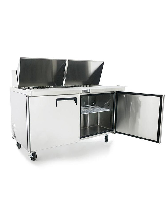 "Atosa MSF8307 60"" Mega Top Sandwich Prep Table"