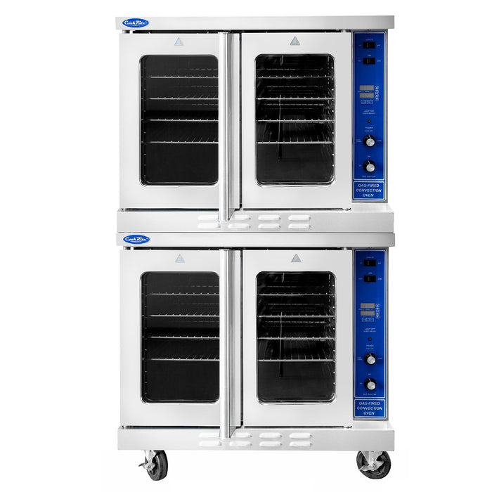 Atosa ATCO-513B-2 Gas Convection Ovens (Bakery Depth)
