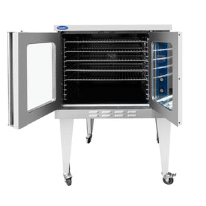 ATCO-513B-1 Gas Convection Ovens (Bakery Depth) - Summit Restaurant Supply