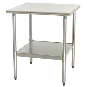 "Atosa MRTW-2424  24"" Series Kitchen Worktable - Summit Restaurant Supply"