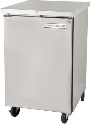 Beverage Air BB24HC-1-S Back Bar Refrigerator