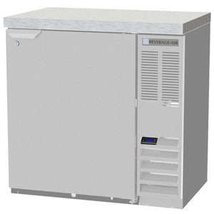 Beverage Air BB36HC-1-S Back Bar Refrigerator