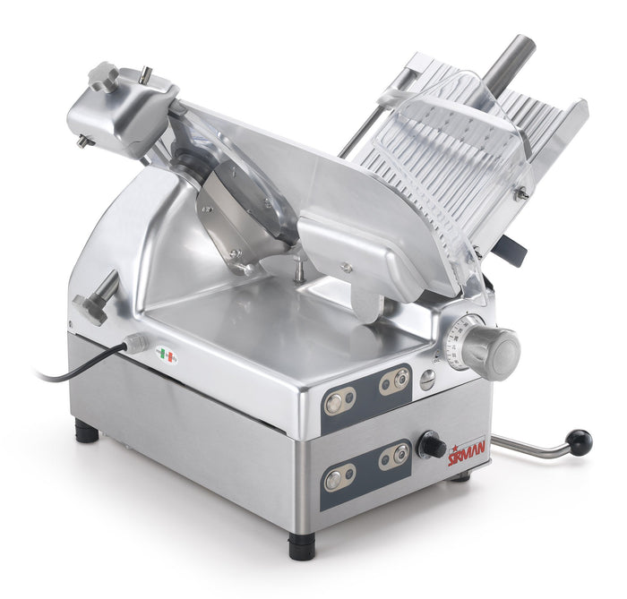 "Sirman Canova 300 Automec - 12"" Automatic Commercial Meat Slicer"