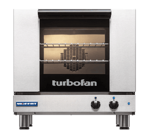 "Turbofan E23M3 - Half Size Manual Electric Convection Oven ""Out of Box"""