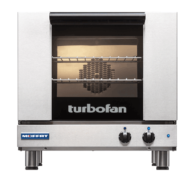 Turbofan E23M3 - Half Size Manual Electric Convection Oven