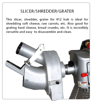 Atosa PPM-20 Series Commercial Heavy Duty Floor Mixer - Summit Restaurant Supply