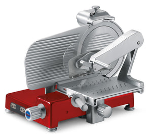 "Sirman Mantegna 350 BS Top Rossa 14"" Commercial Slicer - Summit Restaurant Supply"