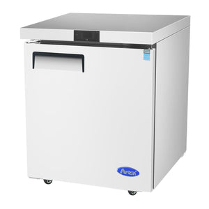"Atosa MGF8405 27"" Under-Counter Freezer"