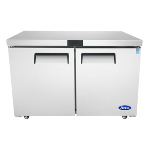 "Atosa MGF8403 60"" Under-Counter Refrigerator"