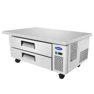 "Atosa MGF8452 60"" Extended Top Chef Base"