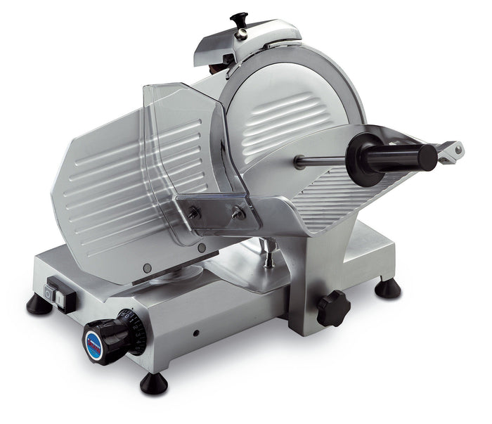"Sirman Mirra 250 Plus 10"" Commercial Meat Slicer"