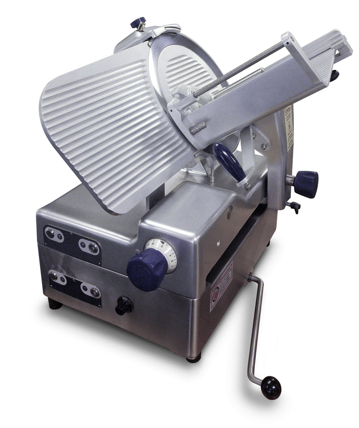 "Sirman Palladio 330 VV Automec 13"" Commercial Meat Slicer"