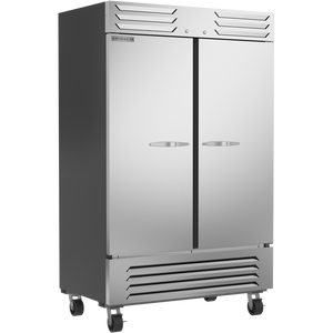 Beverage Air SR2HC-1S Refrigerator 2 Door Reach In Refrigerator