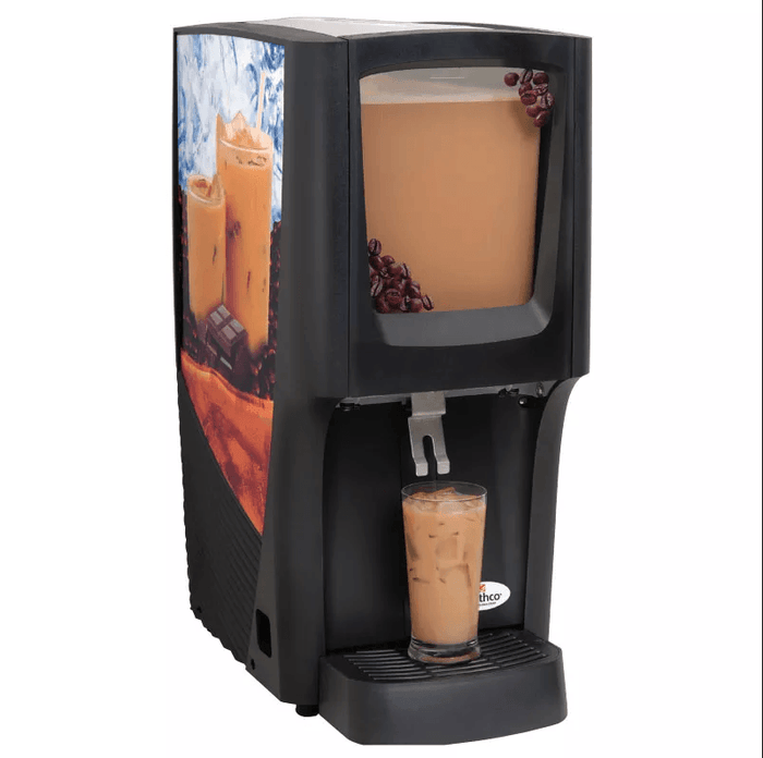 Crathco C-1S-16 Refrigerated Drink Dispenser w/ (1) 5 gal Bowl, Pre Mix