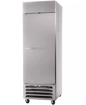 "Beverage Air FB23HC-1S 27"" Vista Series Solid Door Reach in Freezer - 22.5 Cu. Ft. - Summit Restaurant Supply"