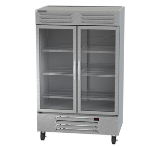 Beverage Air RB49HC-1G Vista Series 52 inch Reach-in Refrigerator 46.15 Cu. Ft. Capacity
