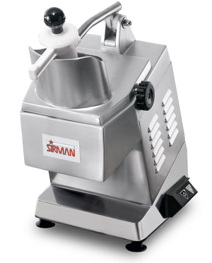 Sirman TM Continuous-Feed Food Processor / Vegetable Cutter - Summit Restaurant Supply