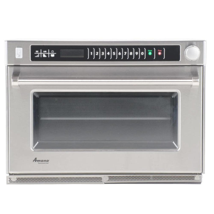 Amana AMSO22 2200w Commercial Steamer Microwave