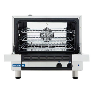 Turbofan E22M3 - Half Size Manual Electric Convection Oven - Summit Restaurant Supply