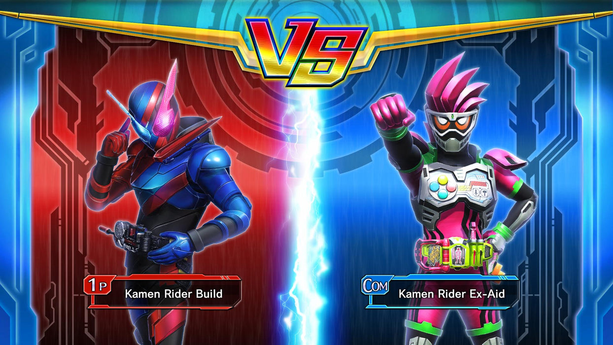 PS4 Kamen Rider Climax Fighters (R3)