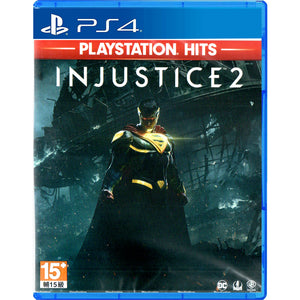 PS4 Hits Injustice 2 (R3)
