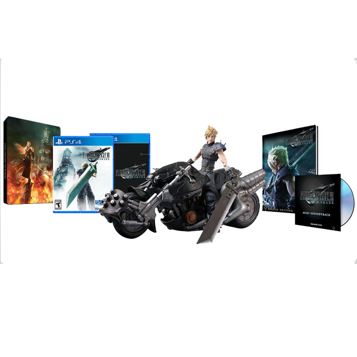 PS4 Final Fantasy Remake (1st Class Edition) (R3)